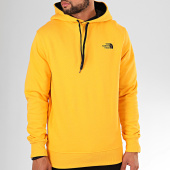 /achat-sweats-capuche/the-north-face-sweat-capuche-drew-peak-2tuv-jaune-200798.html