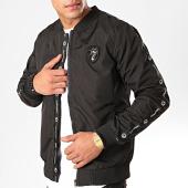 /achat-vestes/classic-series-veste-zippee-a-bandes-k-7438-noir-200945.html