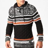/achat-pulls/classic-series-pull-col-zippe-5149-noir-blanc-marron-201020.html