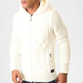 /achat-vestes/classic-series-veste-zippee-capuche-5108-blanc-casse-201034.html