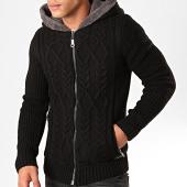 /achat-vestes/classic-series-veste-zippee-capuche-5108-noir-201038.html