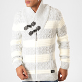 /achat-pulls/classic-series-pull-zippe-col-amplified-5130-gris-chine-blanc-casse-201045.html