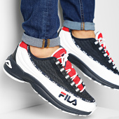 /achat-baskets-basses/fila-baskets-dstr97-1010713-white-fila-navy-201094.html