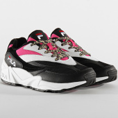 /achat-baskets-basses/fila-baskets-femme-v94m-low-1010600-black-pink-yarrow-201117.html