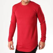 /achat-t-shirts-manches-longues/frilivin-tee-shirt-manches-longues-5357-bordeaux-201089.html