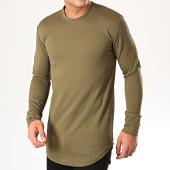 /achat-t-shirts-manches-longues/frilivin-tee-shirt-manches-longues-5357-vert-kaki-201090.html