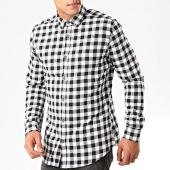 /achat-chemises-manches-longues/only-and-sons-chemise-manches-longues-a-carreaux-gudmund-blanc-noir-201028.html