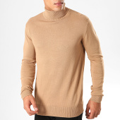 /achat-pulls/brave-soul-pull-col-roule-hume-beige-201234.html