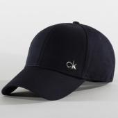 /achat-casquettes-de-baseball/calvin-klein-casquette-side-logo-5182-bleu-marine-201200.html