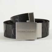 /achat-ceintures/calvin-klein-ceinture-plaque-canvas-5333-noir-201213.html
