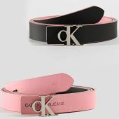 /achat-ceintures/calvin-klein-ceinture-reversible-femme-skinny-monogram-6262-rose-201221.html