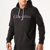/achat-sweats-capuche/champion-sweat-capuche-script-logo-213498-noir-201240.html
