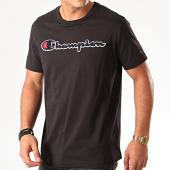 /achat-t-shirts/champion-tee-shirt-script-logo-213521-noir-201250.html