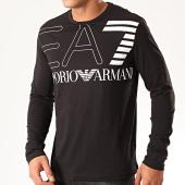 /achat-t-shirts-manches-longues/ea7-tee-shirt-manches-longues-6gpt12-pj02z-noir-argente-201173.html
