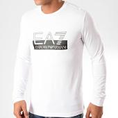/achat-t-shirts-manches-longues/ea7-tee-shirt-manches-longues-6gpt64-pj03z-blanc-argente-201174.html