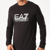 /achat-t-shirts-manches-longues/ea7-tee-shirt-manches-longues-6gpt64-pj03z-noir-argente-201176.html