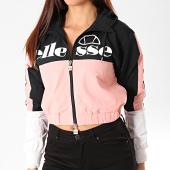 /achat-vestes/ellesse-veste-crop-zippee-capuche-femme-a-bandes-deve-sgd08013-noir-rose-201296.html