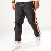 /achat-pantalons-joggings/ellesse-pantalon-jogging-a-bandes-domo-shd08101-noir-orange-201304.html