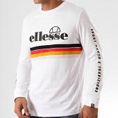 /achat-t-shirts-manches-longues/ellesse-tee-shirt-manches-longues-ete-shd08138-blanc-201315.html