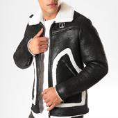 /achat-blousons/frilivin-blouson-col-mouton-qq535-noir-blanc-201145.html