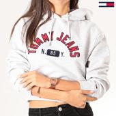 /achat-sweats-capuche/tommy-hilfiger-jeans-sweat-capuche-femme-crop-modern-logo-7119-gris-chine-201293.html