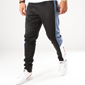 /achat-pantalons-joggings/tommy-sport-pantalon-jogging-a-bandes-winterized-0306-noir-201349.html