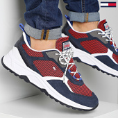 /achat-baskets-basses/tommy-hilfiger-baskets-fashion-mix-2582-desert-sky-201414.html