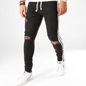 /achat-jeans/2y-premium-jean-skinny-a-bandes-b4738-noir-201454.html