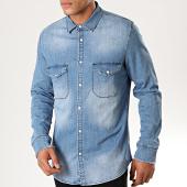 /achat-chemises-manches-longues/2y-premium-chemise-jean-manches-longues-g4771-bleu-denim-201460.html