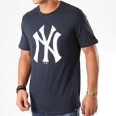 /achat-t-shirts/47-brand-tee-shirt-new-york-yankees-bleu-marine-201501.html