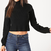 /achat-pulls/girls-only-pull-crop-femme-col-roule-a03-noir-201487.html