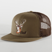 /achat-trucker/coal-headwear-casquette-trucker-the-wilds-vert-kaki-marron-201510.html