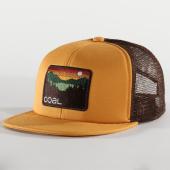 /achat-trucker/coal-headwear-casquette-trucker-the-hauler-jaune-marron-201521.html
