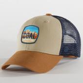 /achat-trucker/coal-headwear-casquette-trucker-the-tumalo-bleu-marine-beige-camel-201524.html