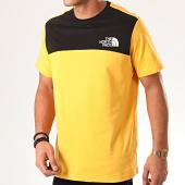 /achat-t-shirts/the-north-face-tee-shirt-himalayan-3xyc-jaune-noir-201493.html