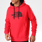 /achat-sweats-capuche/the-north-face-sweat-capuche-drew-peak-ahjy-rouge-201509.html