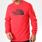 /achat-sweats-col-rond-crewneck/the-north-face-sweat-crewneck-drew-peak-2zwr-rouge-201515.html