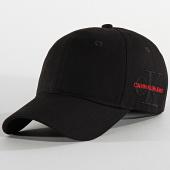 /achat-casquettes-de-baseball/calvin-klein-jeans-casquette-side-monogram-6283-noir-201625.html