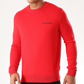 /achat-pulls/calvin-klein-pull-institutional-chest-logo-4113-rouge-201653.html