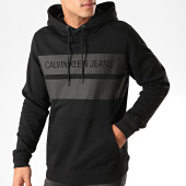 /achat-sweats-capuche/calvin-klein-sweat-capuche-institutional-blocking-4198-noir-201664.html