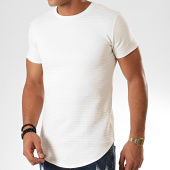 /achat-t-shirts-longs-oversize/john-h-tee-shirt-a-rayures-oversize-a092-blanc-201701.html