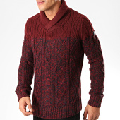 /achat-pulls/mz72-pull-col-amplified-shable-bordeaux-bleu-marine-chine-201635.html
