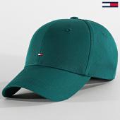 /achat-casquettes-de-baseball/tommy-hilfiger-casquette-bb-cap-4496-vert-201573.html