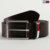 /achat-ceintures/tommy-jeans-ceinture-flag-inlay-5558-marron-201575.html