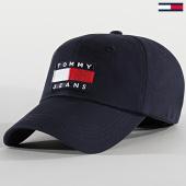 /achat-casquettes-de-baseball/tommy-hilfiger-jeans-casquette-heritage-flag-5836-bleu-marine-reflechissant-201587.html