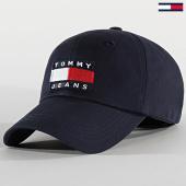 /achat-casquettes-de-baseball/tommy-jeans-casquette-baseball-heritage-flag-5836-bleu-marine-reflechissant-201587.html