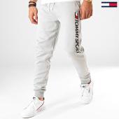 /achat-pantalons-joggings/tommy-sport-pantalon-jogging-fleece-logo-0189-gris-chine-201614.html