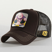 /achat-trucker/dragon-ball-z-casquette-trucker-buu-marron-201737.html