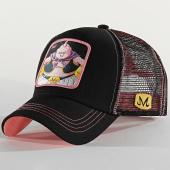 /achat-trucker/dragon-ball-z-casquette-trucker-buu-noir-rose-201738.html