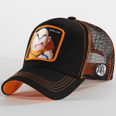 /achat-trucker/dragon-ball-z-casquette-trucker-krillin-noir-orange-201746.html